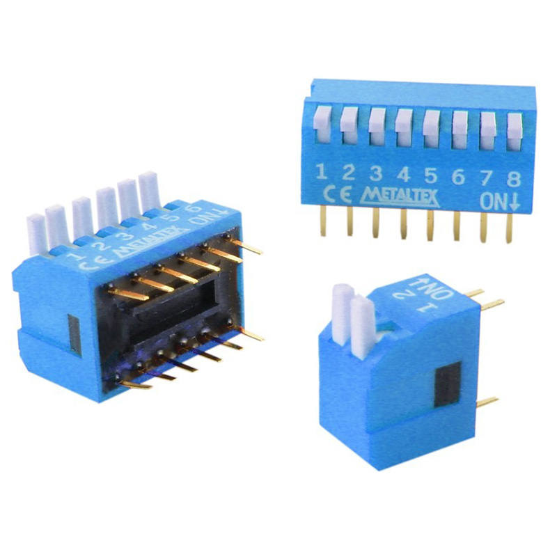 DSP - Dip switches 90 graus