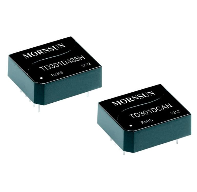 TD - Transceptores isolados